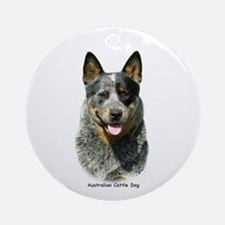 Australian Cattle Dog 9F061D-03 Ornament (Round)