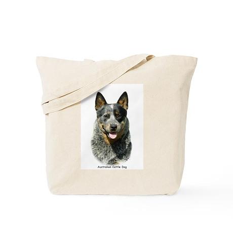 Australian Cattle Dog 9F061D-03 Tote Bag