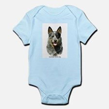 Australian Cattle Dog 9F061D-03 Infant Bodysuit