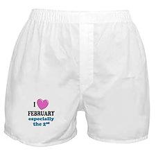 PH 2/2 Boxer Shorts
