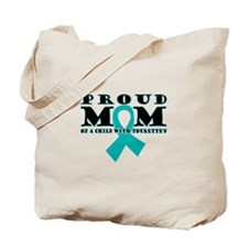 Tourette's Proud Mom Tote Bag