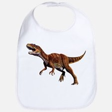 Allosaurus Jurassic Dinosaur Bib