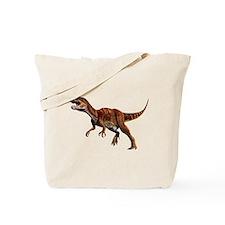 Allosaurus Jurassic Dinosaur Tote Bag