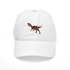 Allosaurus Jurassic Dinosaur Baseball Cap