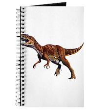 Allosaurus Jurassic Dinosaur Journal