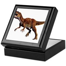 Allosaurus Jurassic Dinosaur Keepsake Box
