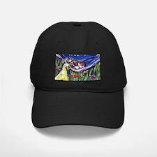 Wheaten Ocean vacation Baseball Hat