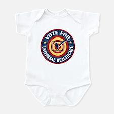 Vote for Universal Healthcare Infant Bodysuit