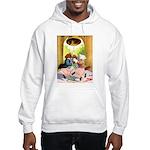 ROOSEVELT BEARS LET FREEDOM RING Hooded Sweatshirt