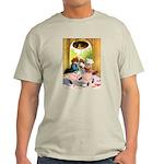 ROOSEVELT BEARS LET FREEDOM RING Light T-Shirt