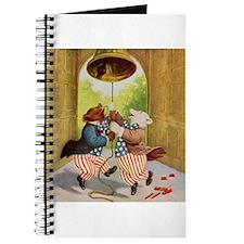 ROOSEVELT BEARS LET FREEDOM RING Journal