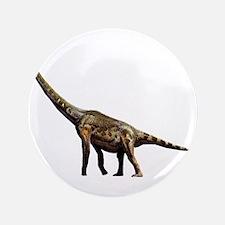 "Brachiosaurus Jurassic Dinosaur 3.5"" Button"