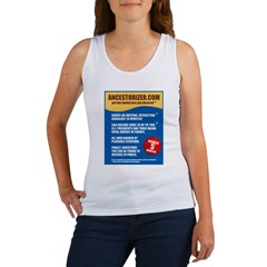 Ancestorizer Women's Tank Top