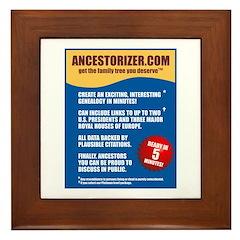 Ancestorizer Framed Tile