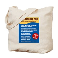 Ancestorizer Tote Bag