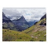 Glacier national park Wall Calendars