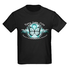 Tourette's Tribal Butterfly T