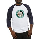 Gourmet Coffee Baseball Jersey