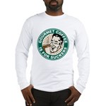 Gourmet Coffee Long Sleeve T-Shirt