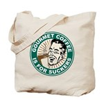 Gourmet Coffee Tote Bag