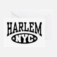 Harlem NYC Greeting Cards (Pk of 10)