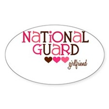 NG Girlfriend Oval Decal