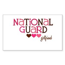 NG Girlfriend Rectangle Decal