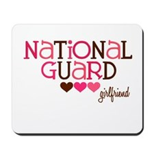 NG Girlfriend Mousepad