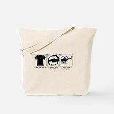 Raise Up Tote Bag