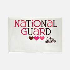 NG Sister Rectangle Magnet
