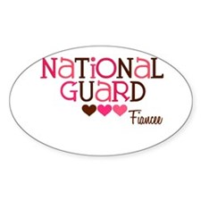 NG Fiancee Oval Decal