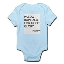 Infant Baptism Bodysuit
