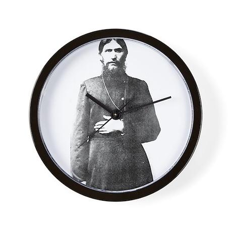 Rasputin Wall Clock