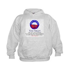 Big Boys for Barack (Vote Smart) Hoodie
