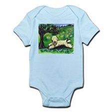 Wheaten Season Summer Infant Creeper