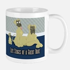 Life Stages of a Natural Fawn Dane Mug