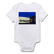 Nelson-Atkins at Night Infant Bodysuit