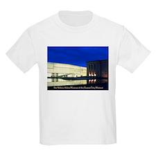 Nelson-Atkins at Night T-Shirt