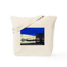 Nelson-Atkins at Night Tote Bag