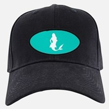 Mermaid (Aqua) Baseball Hat
