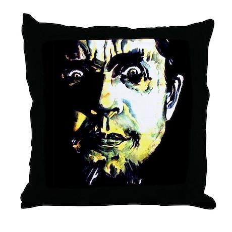 White Zombie [1932 Film] Throw Pillow