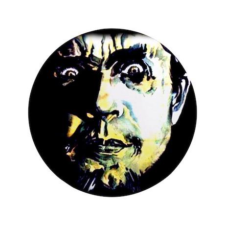 """White Zombie [1932 Film] 3.5"""" Button"""
