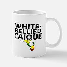 White-Bellied Caique Mug