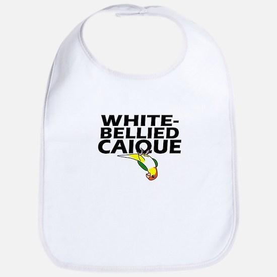 White-Bellied Caique Bib