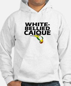 White-Bellied Caique Hoodie