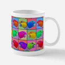 Pop Art WB Caique Mug