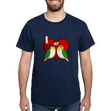 I Love My Caiques T-Shirt