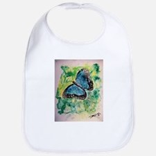 Monarch butterfly insect bota Bib