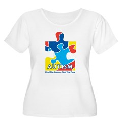 Autism Awarness Puzzle T-Shirt