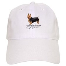 Australian Terrier Rescue Baseball Cap